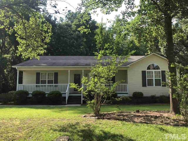 105 S Lakeside Drive, Smithfield, NC 27577 (#2328605) :: Marti Hampton Team brokered by eXp Realty