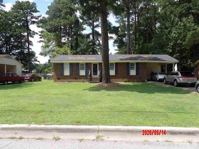 632 Clayton Street, Rocky Mount, NC 27803 (#2328624) :: The Jim Allen Group