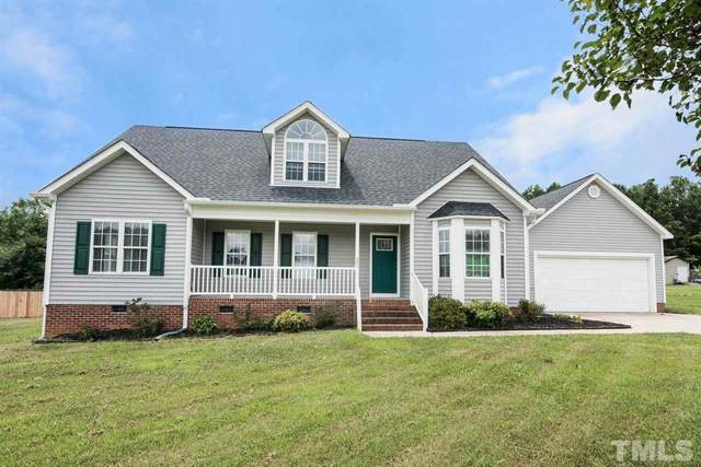 321 Cedar Creek Drive, Wendell, NC 27591 (#2328625) :: Triangle Just Listed