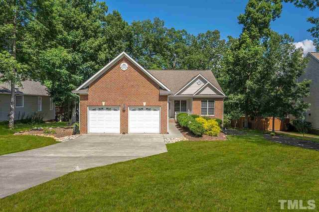 215 Loblolly Drive, Durham, NC 27712 (#2328640) :: Real Estate By Design