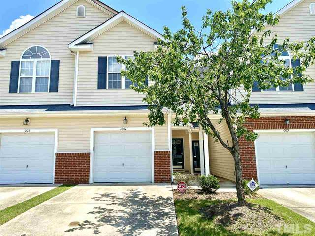 1007 Hadel Place, Knightdale, NC 27545 (#2328658) :: RE/MAX Real Estate Service