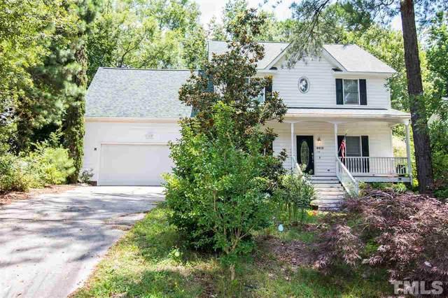 6613 Virgilia Court, Raleigh, NC 27616 (#2328670) :: Dogwood Properties