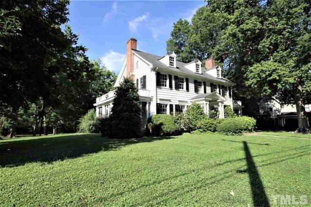 420 W Front Street, Burlington, NC 27215 (#2328676) :: Real Estate By Design