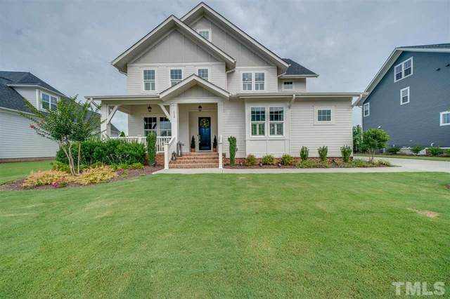 113 Big Timber Path, Holly Springs, NC 27650 (#2328681) :: The Jim Allen Group