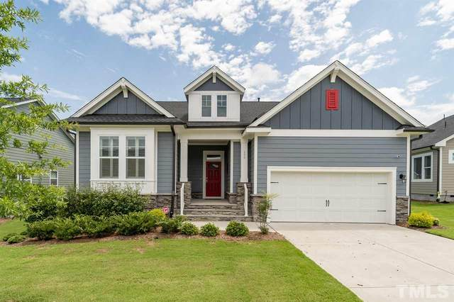 405 Lucky Ribbon Lane, Holly Springs, NC 27540 (#2328716) :: Marti Hampton Team brokered by eXp Realty