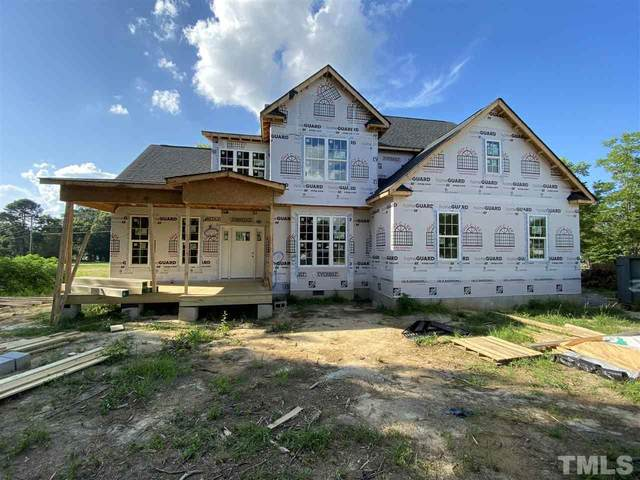 3605 Mt Moriah Drive, Clayton, NC 27520 (#2328717) :: RE/MAX Real Estate Service