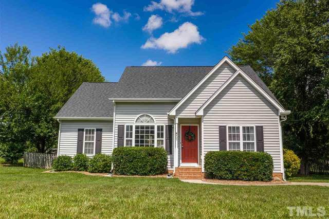 405 Springside Drive, Holly Springs, NC 27540 (#2328718) :: Marti Hampton Team brokered by eXp Realty