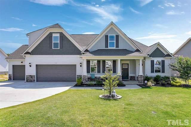 552 St Jiles Drive, Garner, NC 27529 (#2328724) :: Realty World Signature Properties