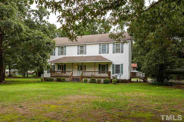 542 Bill Clifton Road, Faison, NC 28341 (#2328740) :: Sara Kate Homes