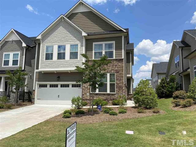 124 White Hill Drive, Holly Springs, NC 27540 (#2328742) :: Marti Hampton Team brokered by eXp Realty