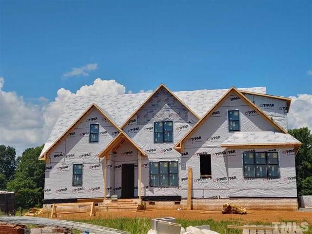 114 Garrison Farm Road, Mebane, NC 27302 (MLS #2328748) :: Elevation Realty