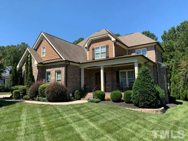 404 Deep Woods Trail, Wake Forest, NC 27587 (#2328753) :: The Jim Allen Group