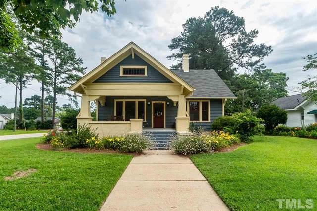 322 W Main Street, Benson, NC 27504 (#2328772) :: Sara Kate Homes