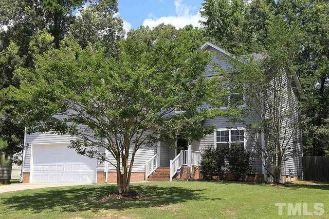 40 Applegate Drive, Franklinton, NC 27525 (#2328787) :: Bright Ideas Realty