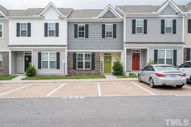 8955 Commons Townes Drive, Raleigh, NC 27616 (#2328793) :: Marti Hampton Team brokered by eXp Realty