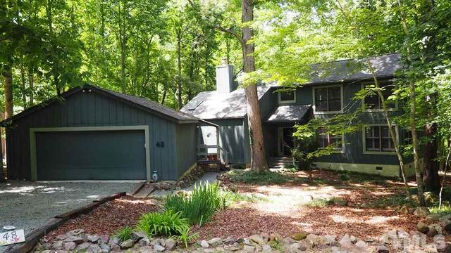 48 Trestle Leaf, Pittsboro, NC 27312 (#2328804) :: Real Estate By Design