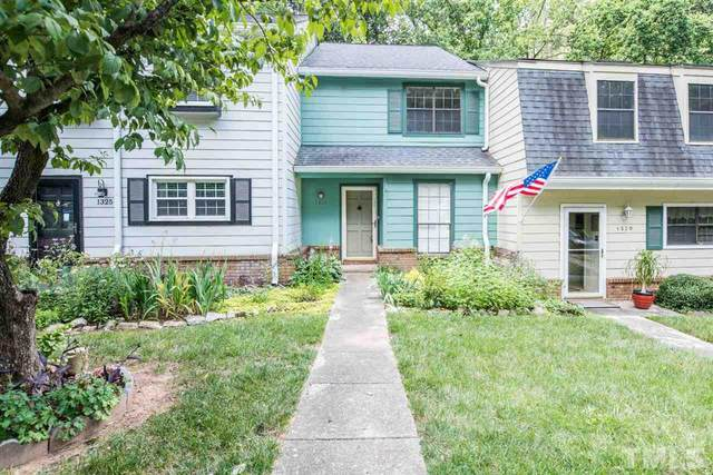 1327 Springlawn Court, Raleigh, NC 27609 (#2328814) :: Raleigh Cary Realty