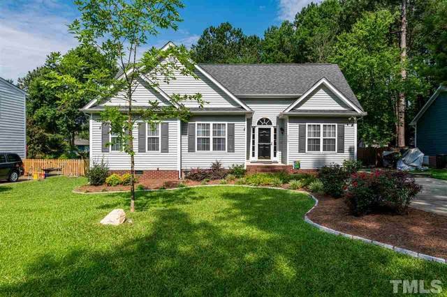2709 Glastonbury Road, Apex, NC 27539 (#2328818) :: Spotlight Realty