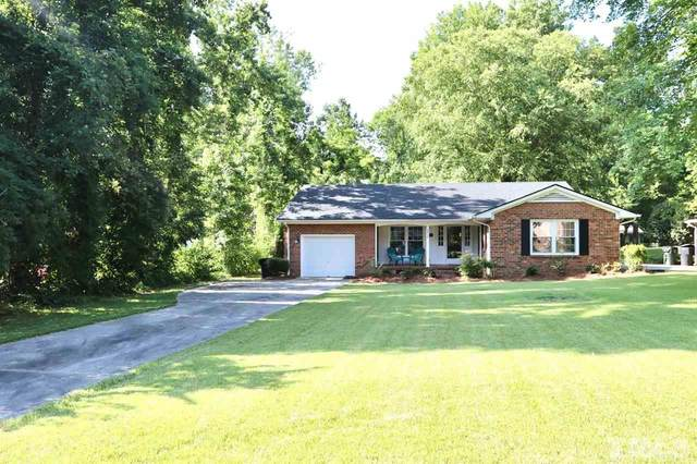 2010 Woodland Avenue, Burlington, NC 27215 (#2328825) :: Marti Hampton Team brokered by eXp Realty