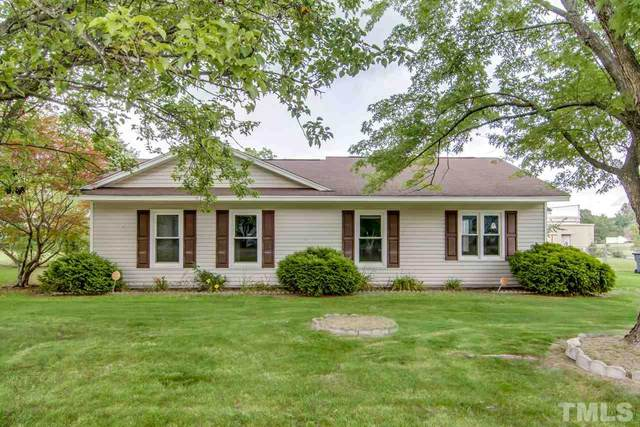 125 E Judd Street, Zebulon, NC 27597 (#2328830) :: Marti Hampton Team brokered by eXp Realty