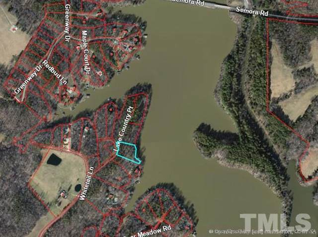 Lot 4 Lake Country Point, Semora, NC 27343 (#2328832) :: Marti Hampton Team brokered by eXp Realty