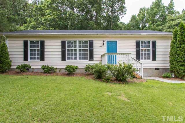 308 Plaza Drive, Garner, NC 27529 (#2328867) :: The Jim Allen Group