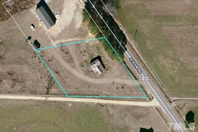 857 Dixon Road, Coats, NC 27521 (#2328877) :: Triangle Top Choice Realty, LLC