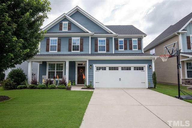 305 Atwood Drive, Holly Springs, NC 27540 (#2328901) :: Dogwood Properties
