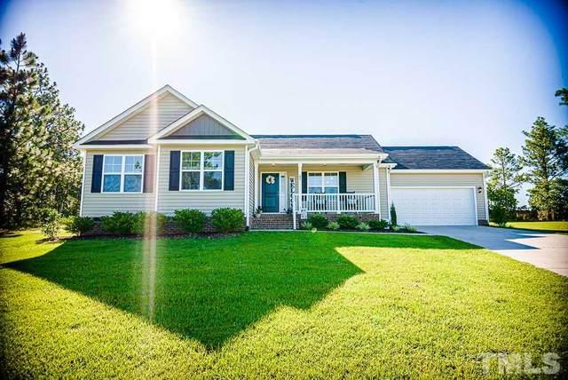 27 Belmont Court, Lillington, NC 27546 (#2328913) :: Triangle Top Choice Realty, LLC