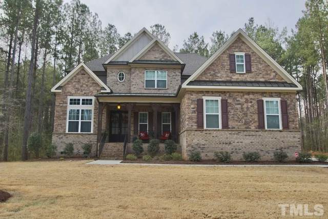 534 Colonial Ridge Drive, Pittsboro, NC 27312 (#2328918) :: Spotlight Realty