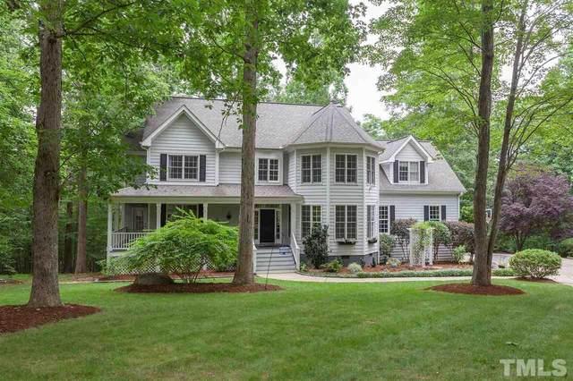119 Fawn Ridge Road, Chapel Hill, NC 27516 (#2328919) :: Realty World Signature Properties