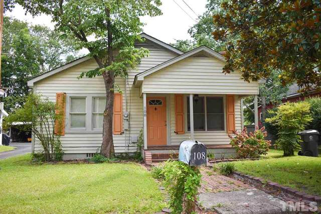 108 E Church Street, Angier, NC 27501 (#2328923) :: Triangle Top Choice Realty, LLC