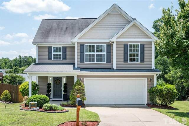105 Lyngrove Street, Holly Springs, NC 27540 (#2328927) :: The Jim Allen Group