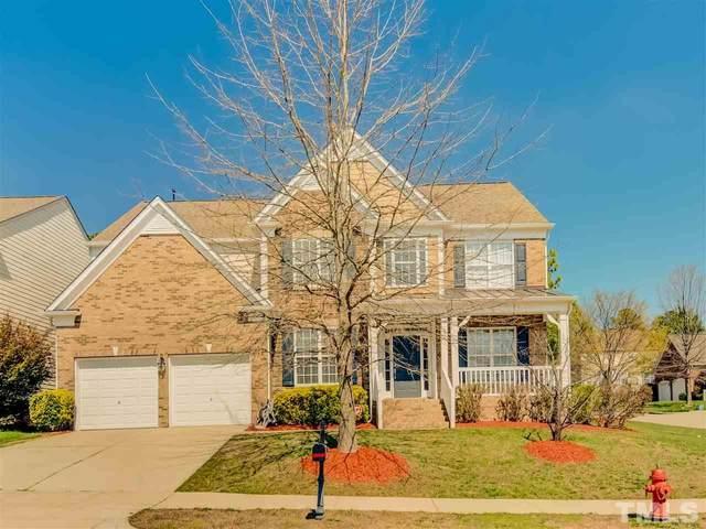 2033 Patapsco Drive, Apex, NC 27523 (#2328929) :: Triangle Top Choice Realty, LLC