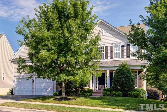 421 Howard Grove Parkway, Cary, NC 27519 (#2328932) :: Realty World Signature Properties