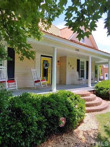 500 N Baker Street, Four Oaks, NC 27524 (#2328976) :: Masha Halpern Boutique Real Estate Group