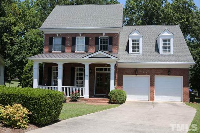 112 Faison Road, Chapel Hill, NC 27517 (#2328977) :: Realty World Signature Properties
