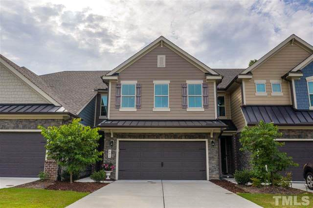 603 Rockcastle Drive, Cary, NC 27519 (MLS #2328979) :: The Oceanaire Realty