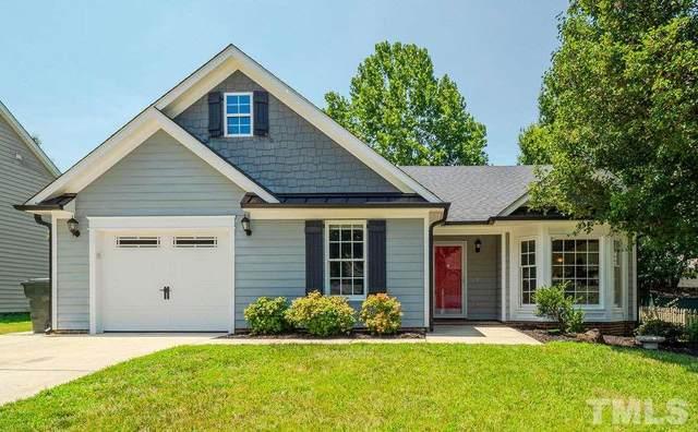 11312 N Radner Way, Raleigh, NC 27613 (#2328982) :: Realty World Signature Properties