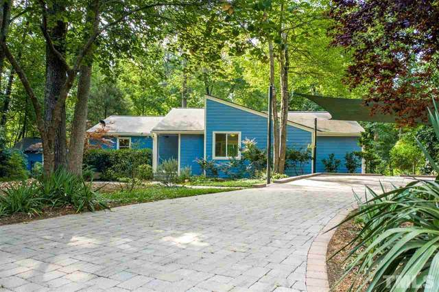 202 Bruton Drive, Chapel Hill, NC 27516 (#2328984) :: The Jim Allen Group