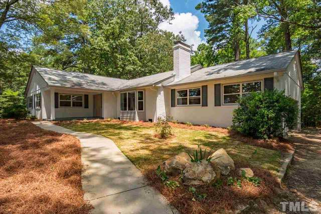 205 Old Greensboro Road, Chapel Hill, NC 27516 (#2328986) :: The Jim Allen Group