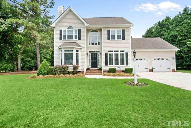 134 Palmer Drive, Clayton, NC 27527 (#2328988) :: Raleigh Cary Realty