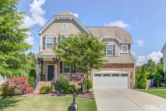 1915 Lazio Lane, Apex, NC 27502 (#2328990) :: Marti Hampton Team brokered by eXp Realty