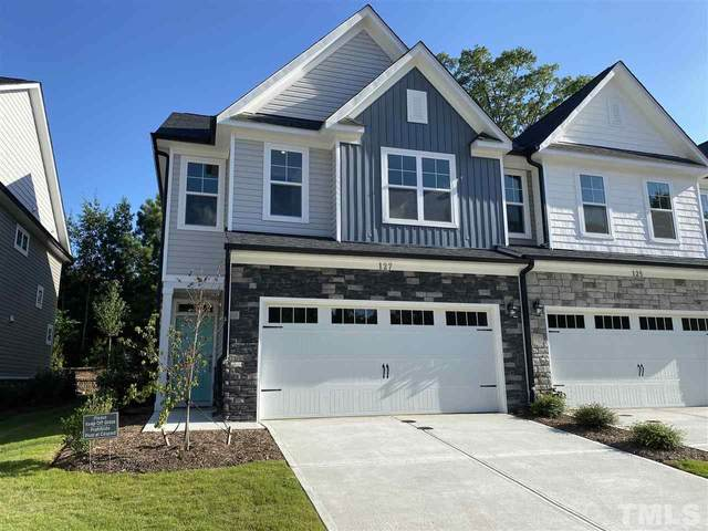 127 Orvis Drive, Holly Springs, NC 27540 (#2328999) :: The Jim Allen Group