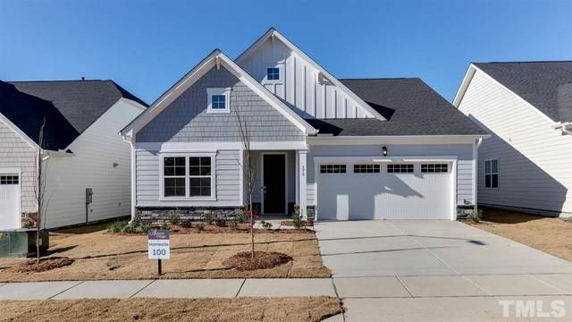 126 Ivory Lane #90, Raleigh, NC 27610 (#2329005) :: Marti Hampton Team brokered by eXp Realty