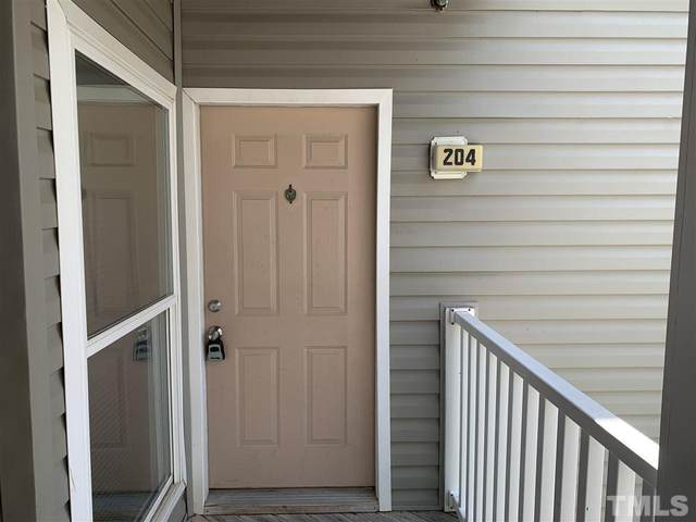 1331 Crab Orchard Drive #204, Raleigh, NC 27606 (#2329027) :: M&J Realty Group