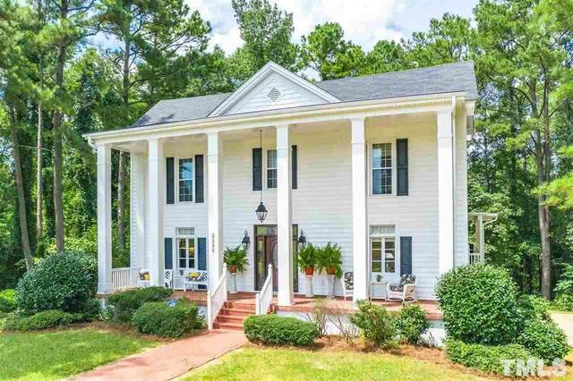 3550 Parrish Farm Road, Garner, NC 27529 (#2329032) :: Dogwood Properties