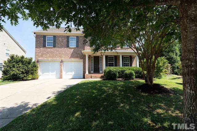 206 Olive Field Drive, Holly Springs, NC 27540 (#2329035) :: The Jim Allen Group