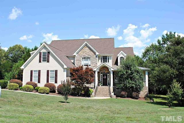 1205 Hidden Hills Drive, Wake Forest, NC 27587 (#2329044) :: The Perry Group