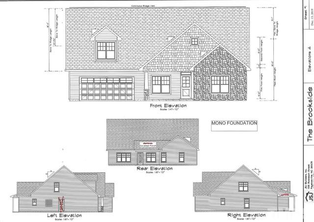 192 Etowah Drive Lot 18, Wendell, NC 27591 (#2329059) :: Bright Ideas Realty